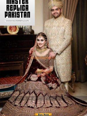 DESIGNER Net And Velvet Bridal Master