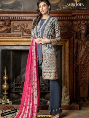 ASIM JOFA Eid Collection 2019