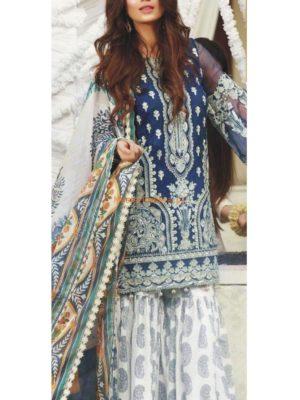 Pakistani Chiffon Dress