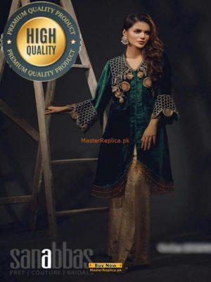 SANA ABBAS Eid Collection