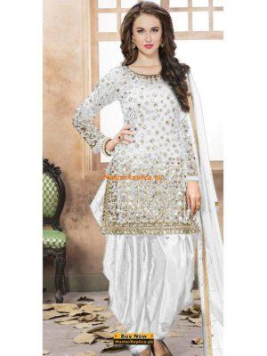 Indian Chiffon Bridal Wear