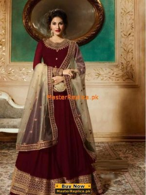 INDIAN Chiffon Dress