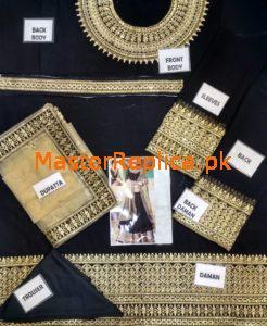 Chiffon Indian Maxi Master Replica 2019