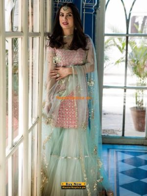 SERENE Net Bridal Dress