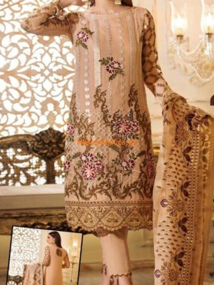 SIFONA Chiffon Party Wear