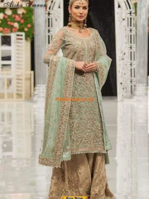 Net Bridal Dress Master Replica