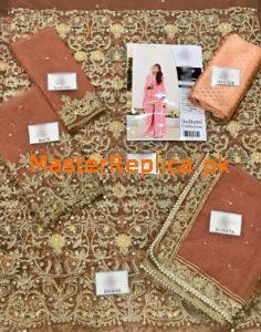 ATIF RIAZ Net Bridal Wear