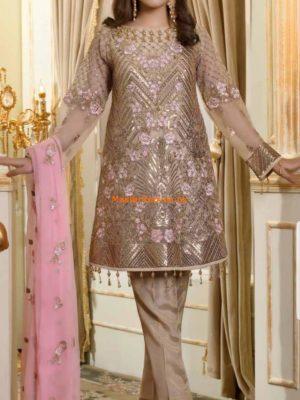 Chiffon Dress Replica