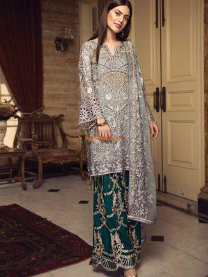 Chiffon Bridal Dress