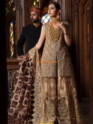 MARYAM AND MARIA Bridal Collection