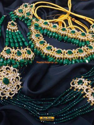beads jewellery set