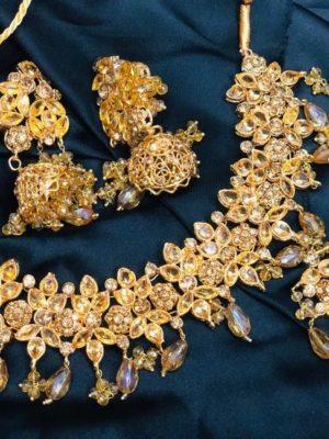 Pakistani Necklace Set