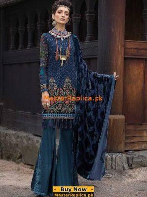 Maria B linen Collection