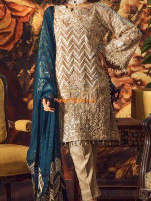 Chiffon Suit