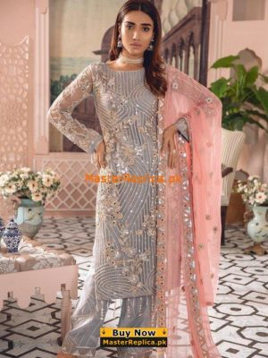 MARYAM'S Chiffon Collection