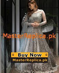 MARIA B Net Dress