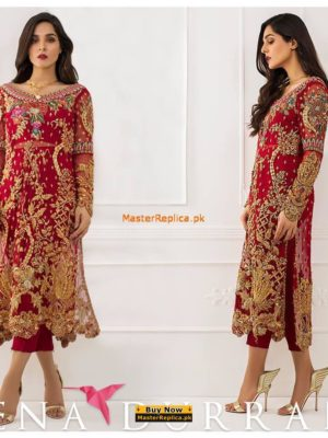 TEENA DURANI Chiffon Collection