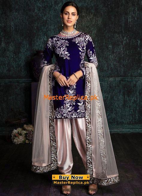 ZAINAB CHOTTANI Silk Collection