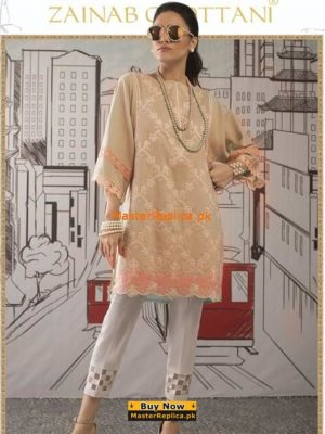 ZAINAB CHOTTANI Cotton Collection